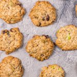 Oatmeal Pumpkin Seed-Chocolate Chip Cookies