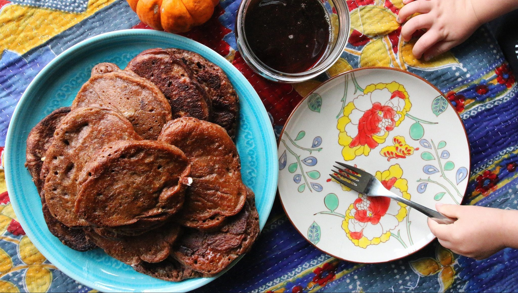 Perfect Vegan Pancakes