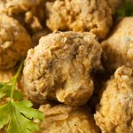 Gluten Free Battered Mushrooms