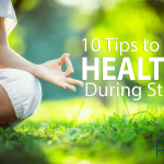 How to stay healthy during stress