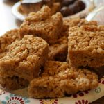 Brown Rice 'Krispy' Protein Treats
